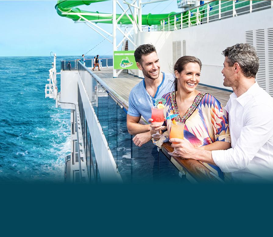 Weekend Sampler Cruise Carnival Cruise Line Australia