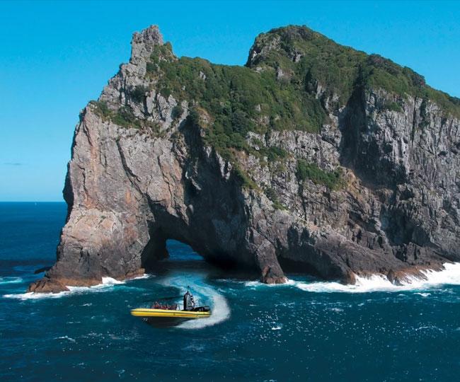 Bay Of Islands New Zealand Cruises From Australia Carnival Cruise Lines Australia