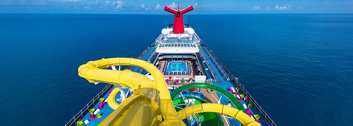 The fun side of Carnival Splendor