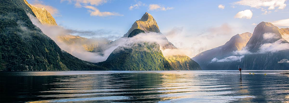 Explore natural wonders across New Zealand