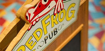 Looking for good food, great beer, and live music. Search no further Redfrog Pub has it all.