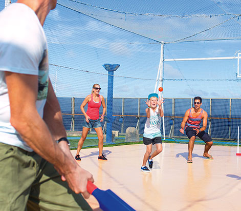 Cruise Activities - Staying active on a Carnival cruise