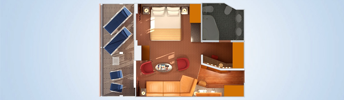 carnival legend grand suite floorplan