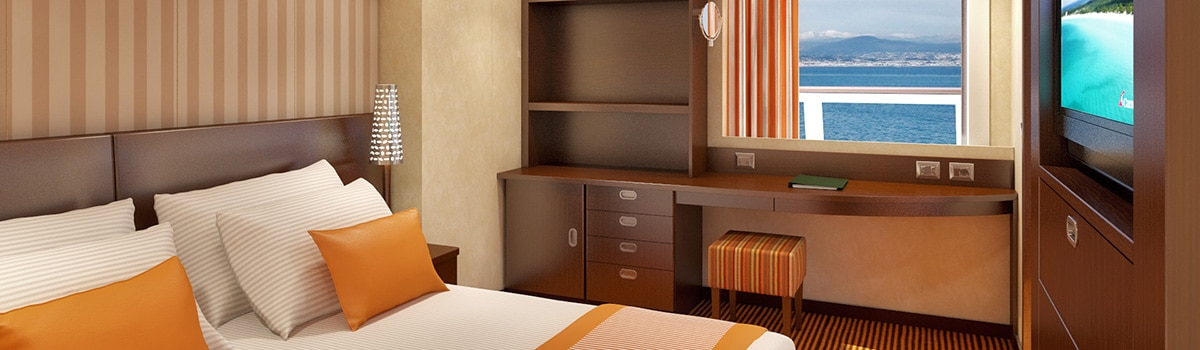 Carnival Splendor Captain's Suite