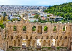 take a trip to odeon of herodes atticus