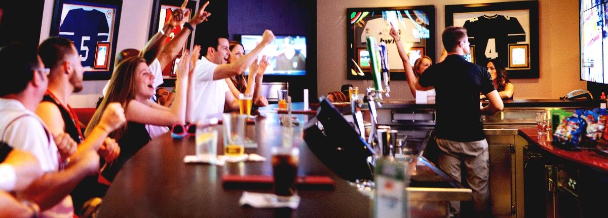 carnival skybox sports bar