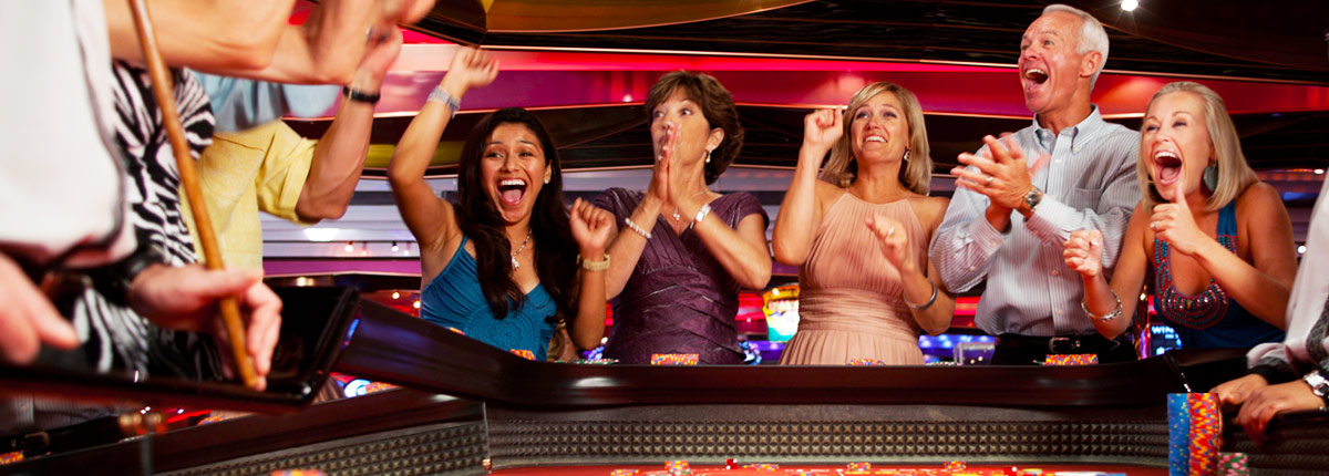 enjoy the casino tournaments on carnival cruises