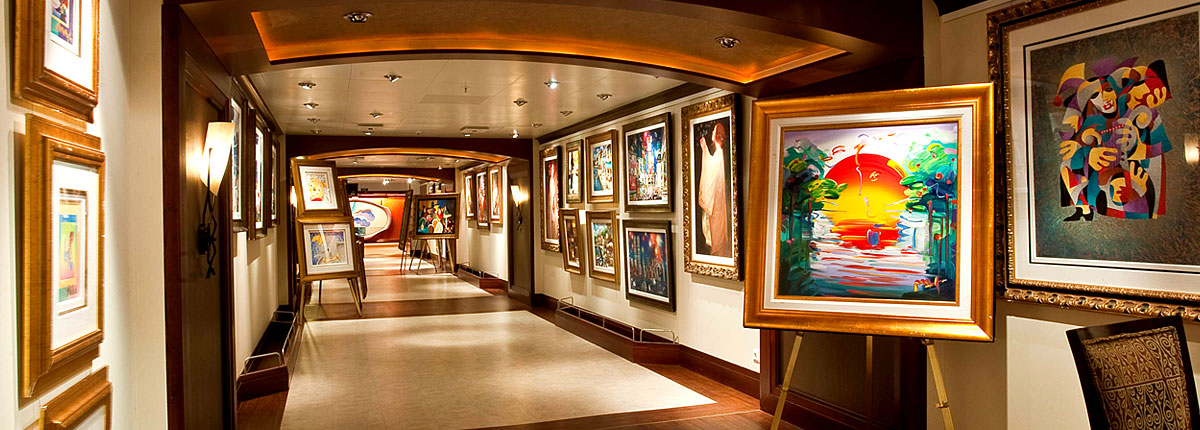 Art showcases