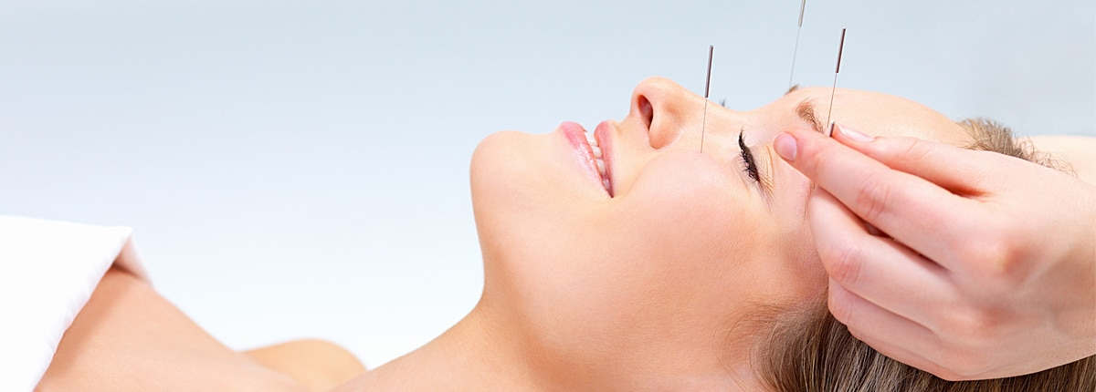 Acupuncture at Carnival Spa