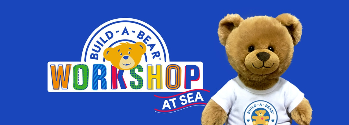Build-A-Bear Workshop at Sea on Carnival Cruise Line