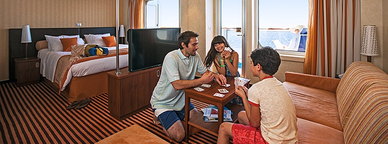 Discover Cruise Ship Rooms Onboard