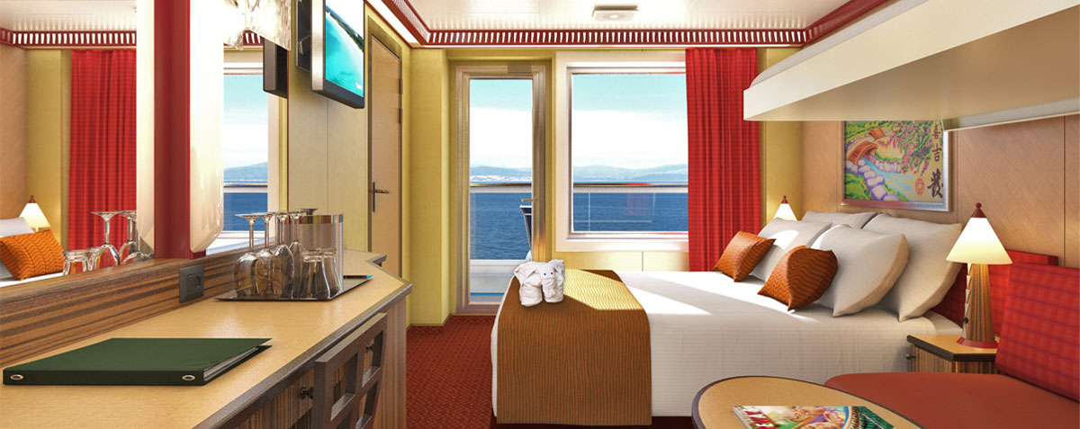 Cruise Accommodation Cruise Ship Rooms Carnival Cruise
